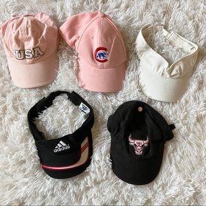 * women's hat bundle *